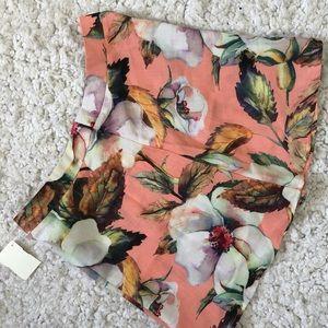 New floral dress shorts ANGL